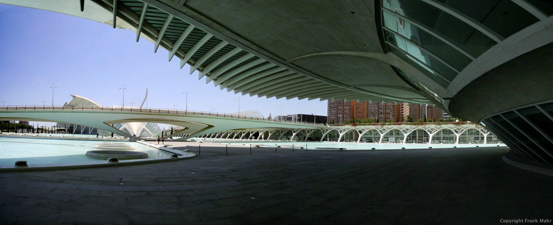 Valencia for Architektur valencia